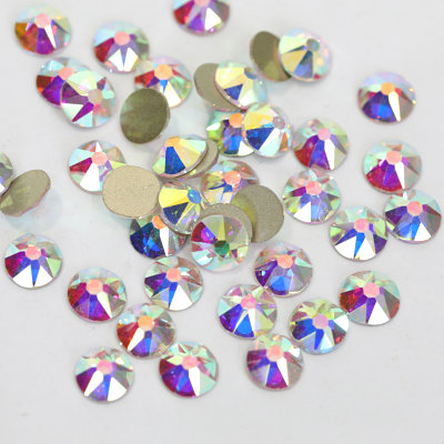 2088 style 16 cut facets non hot fix rhienstones