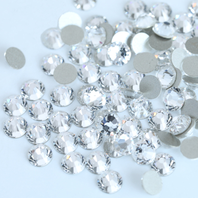 Wholesale Non Hot fix Rhinestone Belt Crystal Beads for Jewelry Making