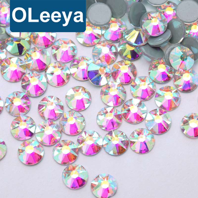 2088 style 16 cut facets hot fix rhinestones